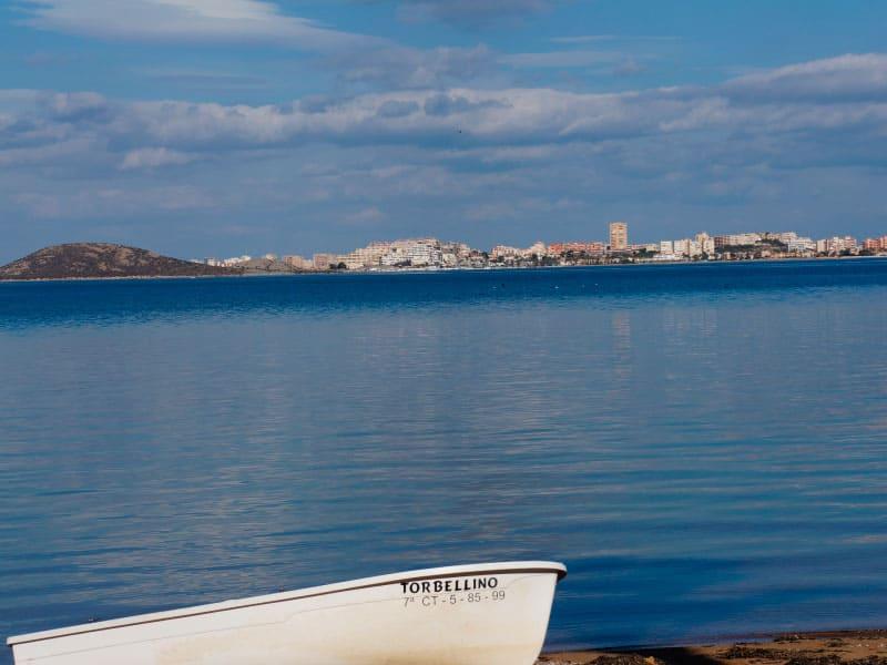 Mar Menor boat - Photo credits: Toñi Blasco