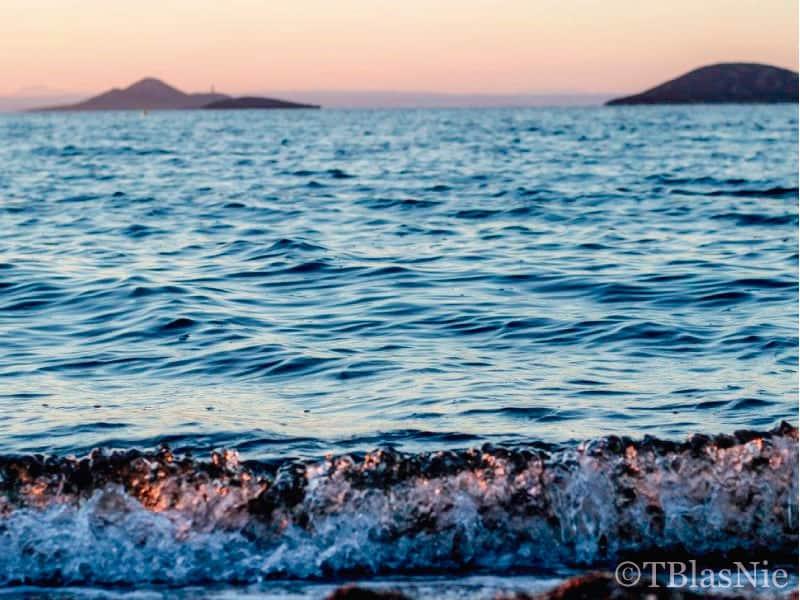 Sea shore sunset - Photo credits: Toñi Blasco