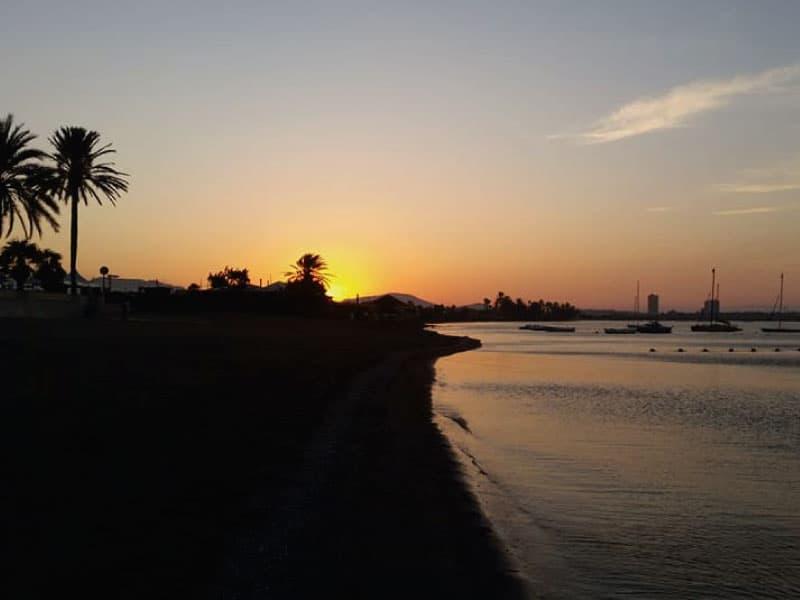 Peaceful Sunset - Photo credit: Toñi Blasco