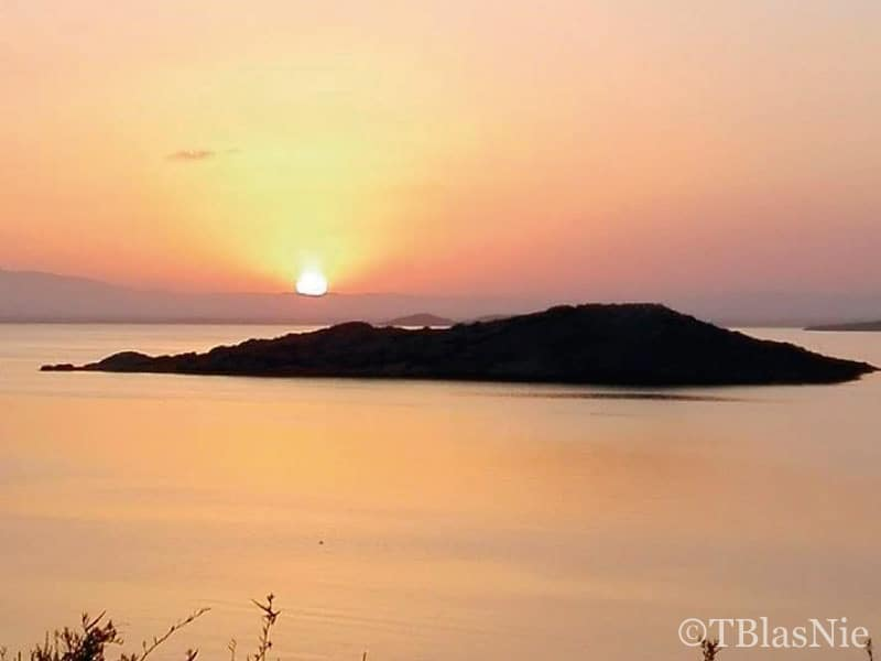 Yellow sunset - Photo credit: Toñi Blasco