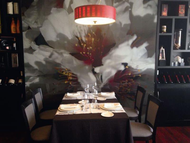 Malvasia - interior of restaurant
