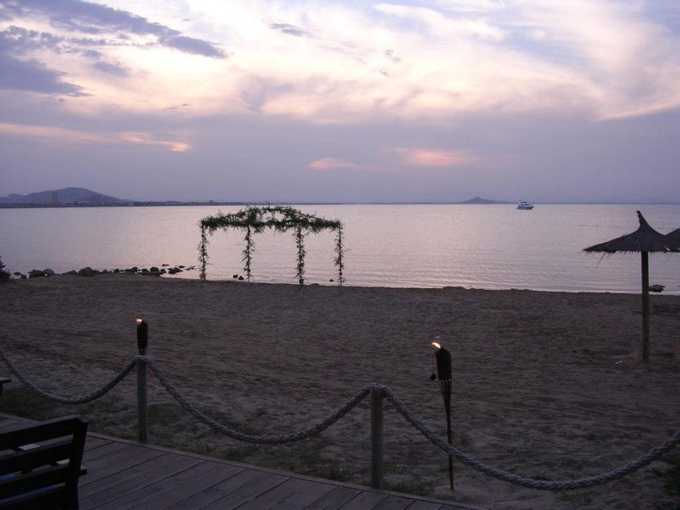 Indian wedding in the Mar Menor