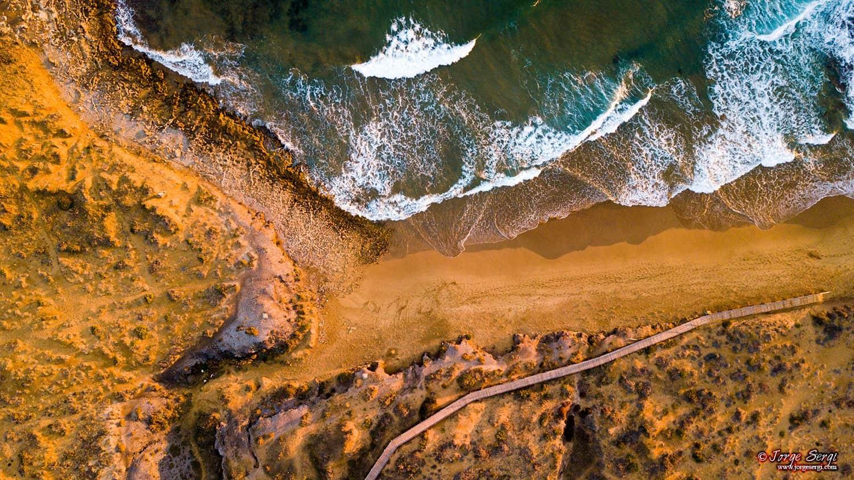 Calblanque Shoreline - Photography: Jorge Sergi