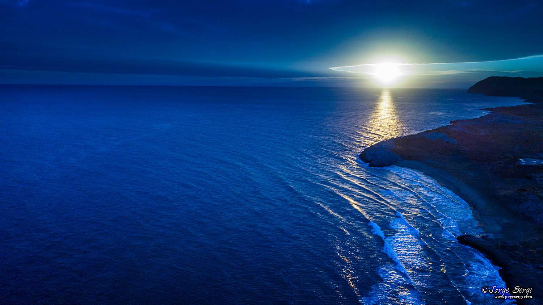 Calblanque dawn - Photography: Jorge Sergi