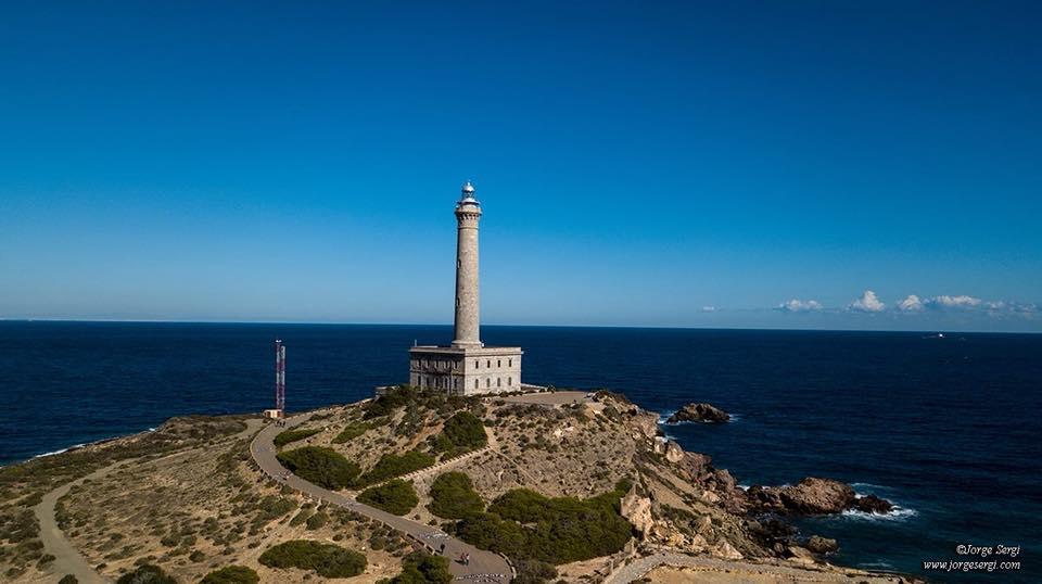 Majestic Faro of Cabo de Palos