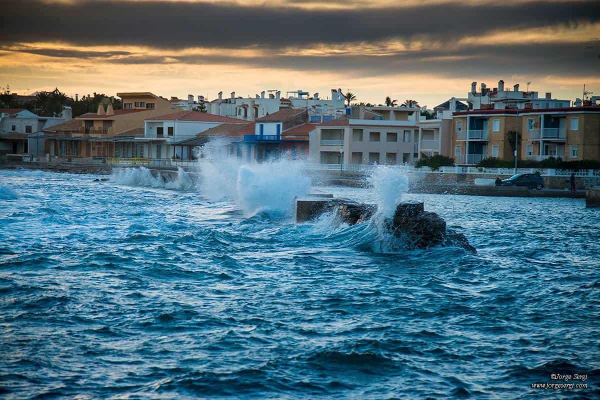 La Barra - Cabo de Palos