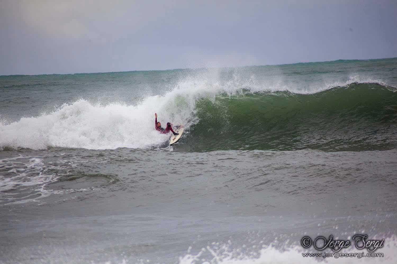 Surfing in the Mediterranean