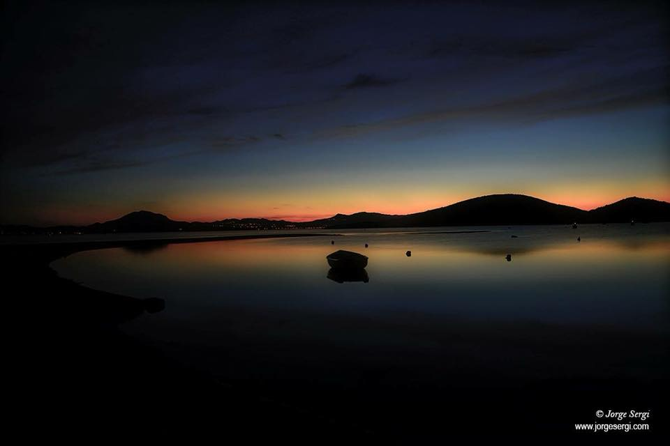 Tranquility in the Mar Menor