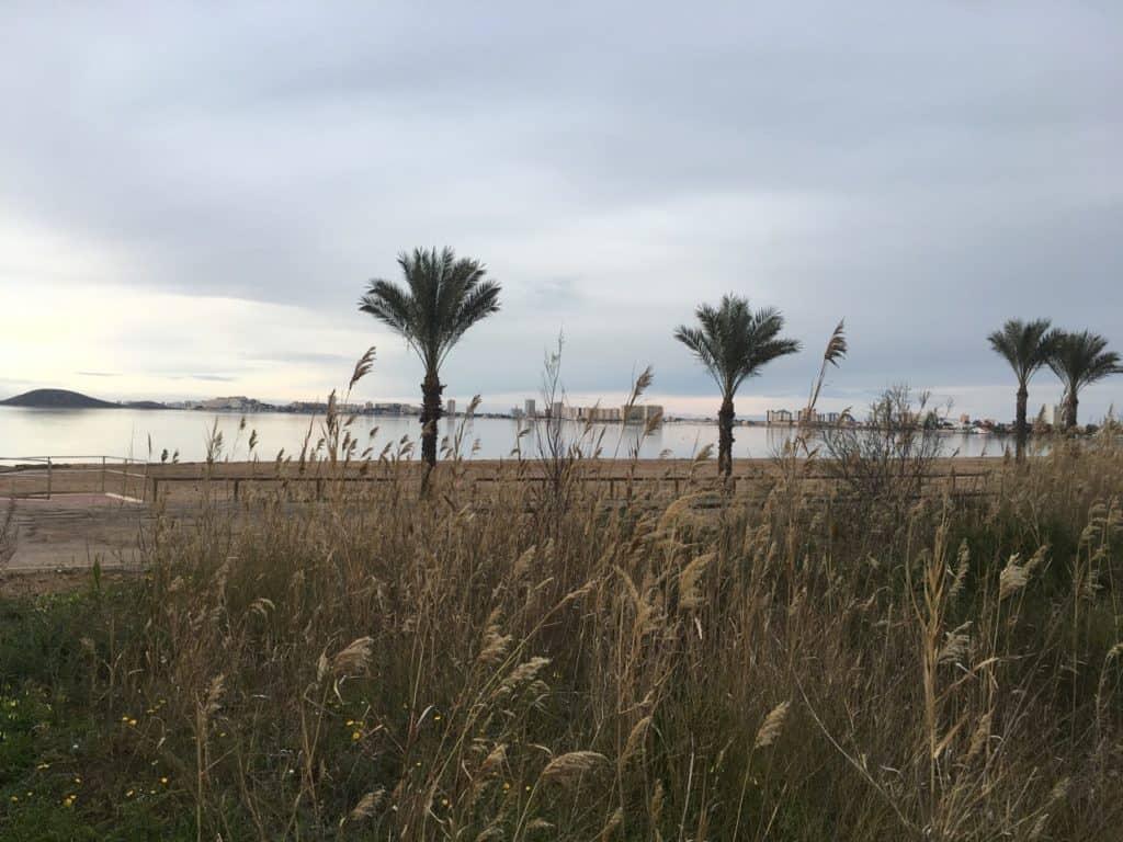 Un paseo por Playa Honda