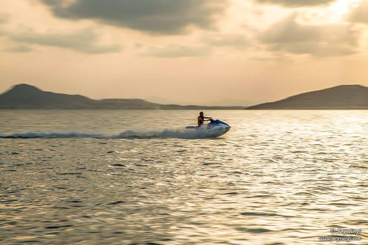 Jet Ski Mar Menor - Photography: Jorge Sergi
