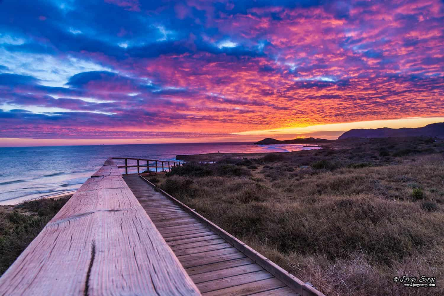 Welcome to Calblanque, paradise - Photography: Jorge Sergi