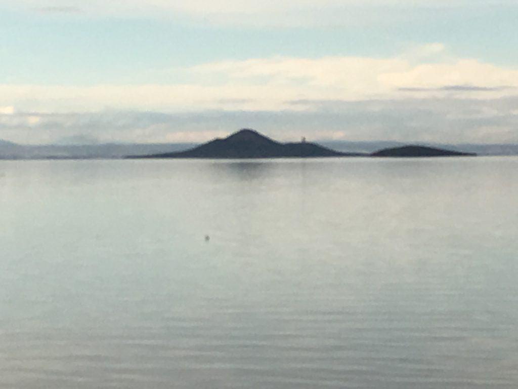 Tranquilidad en el Mar Menor