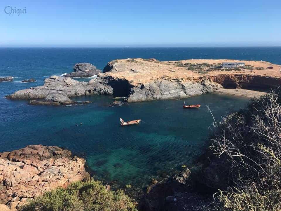 Cala Fria Cabo de Palos