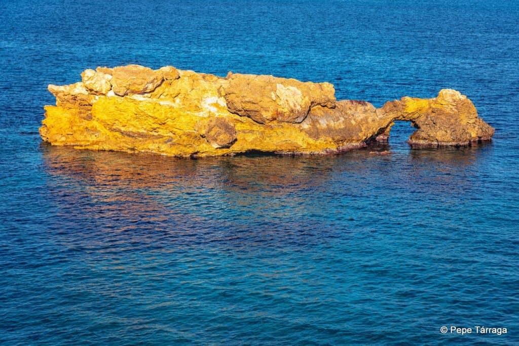 islote del pato - la galera cabo de palos 2