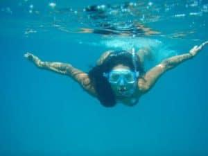 snorkeling in cabo de palos