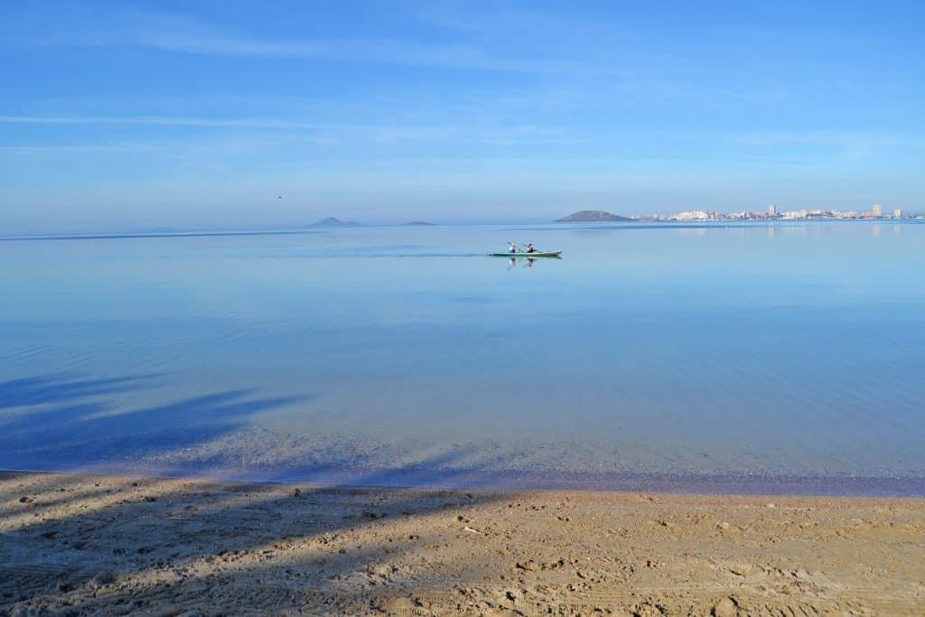 Tranquility in Playa Honda - I wish I was them